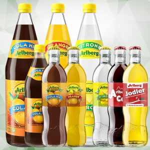 Limonade-Glas